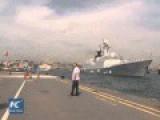 Chinese Warships Visit Turkey