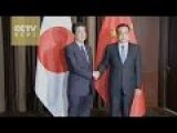 Chinese Premier Tells Japanese PM To Face Up To History