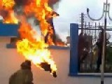 Desperate Algerian Citizen Turn To Self-immolation Protest
