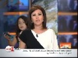 Daughter Tries To Give Ringing Phone To News Anchor Mother On Live Tv