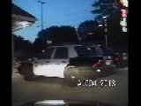 Dash Cam Video From Crash That Injured Green Bay Officer