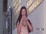 Drunk Girl In Public