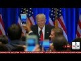 Donald Trump's Full Anti-Hillary Clinton Speech In NYC 6-22-16