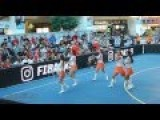 Dracula's Girls Cheerleaders 2016 FIBA 3x3 European Basketball Championships - Bucharest - Romania