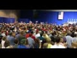 Donald Trump Rally In Wilmington, OH 9 1 16