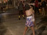DRUNK GIRLS Fight It Out In Parking Lot = 3 Videos For Triple The Pleasure =