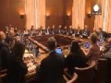 Diplomatic Failure As UN Suspends Syrian Peace Talks