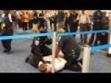 Dallas Airport Fight