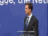 Dutch Prime Minister's Response To Questions About 'Zwarte Piet' At The NSS Nuclear Security Summit