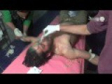 Damascus - Jobar: Vid 0:23 Rats Poison Rat With Chemicals To Blame On Assad