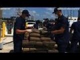 DRUGS COMMING 2 ! Coast Guard Cutter Paul Clark Drug Offload