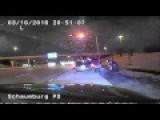 Dashcam Captures Officers Saving Baby's Life