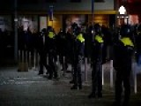 Dutch Town Latest To Angrily Protest Against Refugee Centre