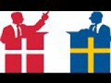 Danish - Swedish Refugee Debate With English Subtitles