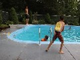 Diving Board Belly Flop