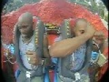 DMX Vs. Slingshot Ride