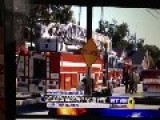 Disabled Man Enters Burning House To Save Beer