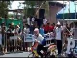 Drag Race Motor Mio Vs Fino Thailand