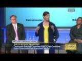 Democrats Bash White People At DNC Forum