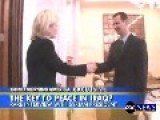 Diane Sawyer Interview With Bashar Al Assad 2007