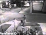 Dallas Armed Robbery Caught On Tape