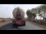 Driving In India - Truck Accident