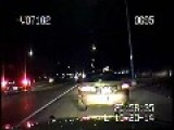 Drive-by Shooting At Police Officer During Traffic Stop