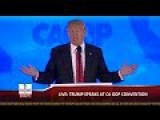 Donald Trump Speaks At California Republican Convention