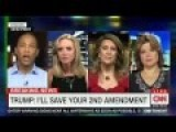 Don Lemon Snaps At Trump Supporter: 'The Media Is Not Trying To Make This About Guns!'