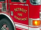 Detroit Firefighters Attacked By Rocks, Bottles During Wild Day Of Arsons Listen