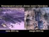 Donetsk Airport. Before And After