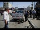 Deadly Blast Hits Bridge In Cairo, Kills 1
