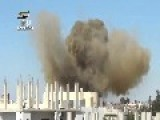 Daraa Air Strike