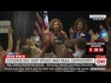 DWS Debbie Booed At Chaotic Florida Delegation Breakfast