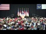 Donald J. Trump For President Rally Featuring Governor Mike Pence In Rossford, OH