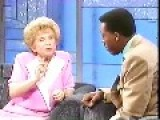 DR. RUTH WESTHEIMER Talks To 90's ARSENIO HALL About Losing Her VIRGINTY