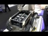 DSEI 2015: The Irish Army's New EOD Robot