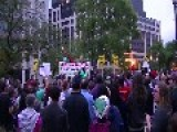 DC Ferguson Solidarity Protesters March On Chinatown, Shut Down Streets