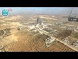 Drone Footage Of Battle In Syria