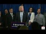 Donald Trump FULL Press Conference After Reaching 1,237 Delegates 5-26-16