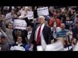 Donald Trump Rally In Delaware, OH 10 20 16