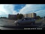 Distracted Driver Causes An Accident