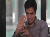 David Copperfield Teaches A Magic Trick On-Camera