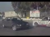 Drifting Two Cars At Once