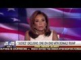 DONALD TRUMP FULL INTERVIEW WITH JUDGE JEANINE PIRRO - FOX NEWS 8 20 2016