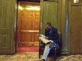 Dear Leader Spends Taxpayer Money On Elevator Operators
