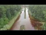 Drone Footage Of South Carolina Flooding