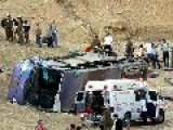 Driver In Bus Crash That Killed 24 Russian Tourists On Way To Eilat Jailed For 8 Years