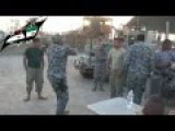 Dance Battle Between Iraqi Soldier And US Soldier!