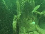 Divers Find Fake Skeletons Having Tea Party In Colorado River